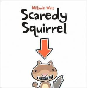 Scardey Squirrel